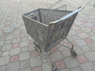 тележка для складов и магазинов в Бишкек