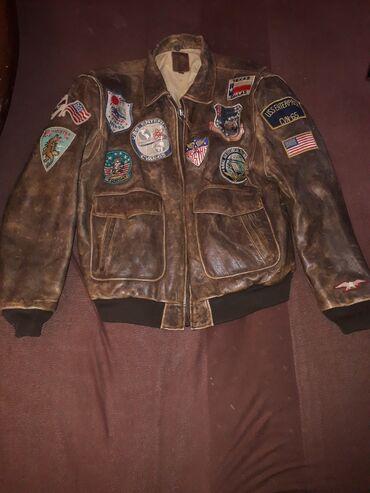 Kožna jakna za motoriste