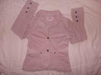 Vrlo lep,moderan i kvalitetan sako - jaknica vel 140 - Prokuplje