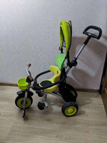 Велосипед от 1 до 3 л. Отл. качества, в хор состоянии. 5-мкр