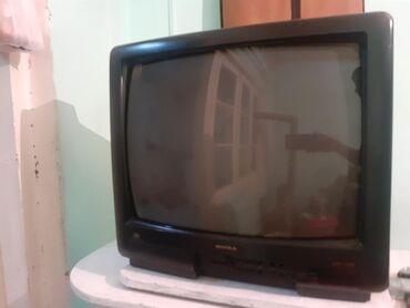 Televizor isleyi pultu yoxdu sadece televizoru yandirirsan 5 .6 deqeye