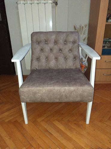Fotelje | Srbija: Retro fotelje br 8, unikatne I retke za baste, kafice i kuce