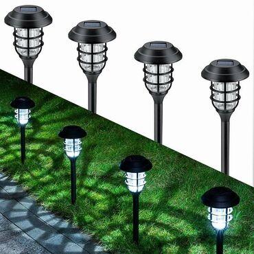 Dajem besplatno - Srbija: Cena 2.850 din/Set 6 komDvostruki prstenovi solarne lampe pružaju