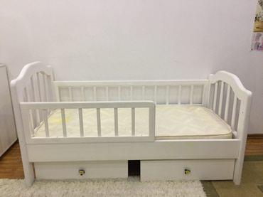 Детская кроватка от 0 лет до 7 лет в Бишкек
