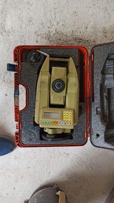 работа доставка бишкек в Кыргызстан: Тахеометр Leica tc 905 Хорошем состоянии все работает