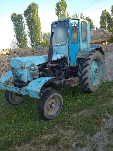 Kənd təsərrüfatı maşınları - Ucar: Salam. Traktor hal hazırda işlək vəziyyətdədir heç bir problemi