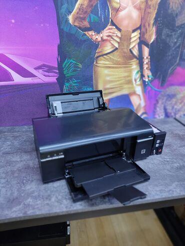 цветной принтер бишкек in Кыргызстан | ПРИНТЕРЫ: Цветной принтер epson l800.6ти цветный.Струйный.Состояние