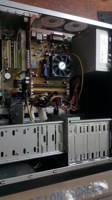 Продаю системный блок.Процессор amd athlon 64 x2 4400+ 2.3ghz ( 2