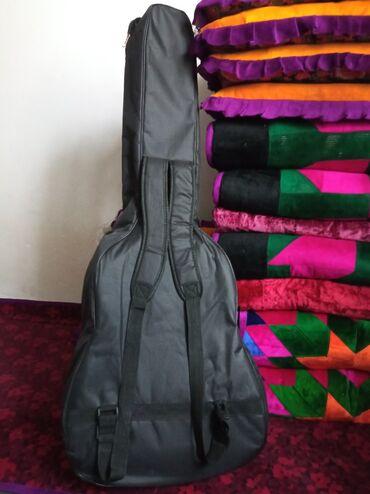 гитары бишкек in Кыргызстан   АВТОЗАПЧАСТИ: Гитара сатылат новый Адрес: улица Донецкая дом-16Чехолу отдельно