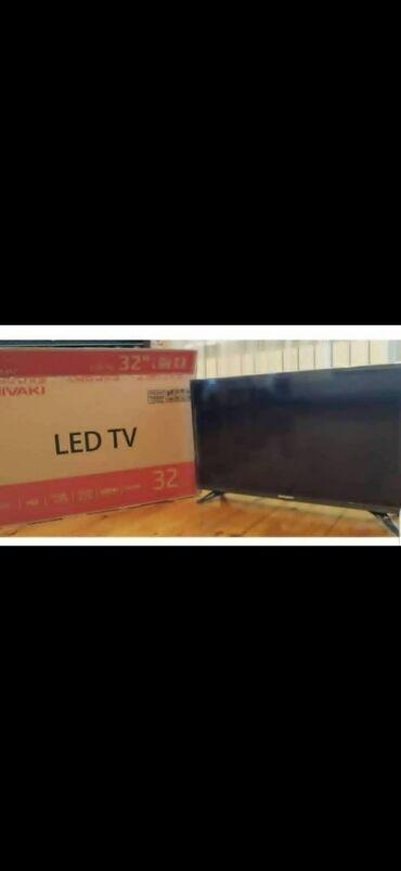 Sivaki firması 82 ekran televizor 240 Azn satılır.Zəmanətlə verilir
