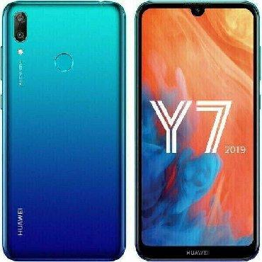 xiaomi-mi4i-16 в Кыргызстан: Huawei Y7(2019)3/32,2сим,4ж-лте,отличное состояние, варианты, доплата