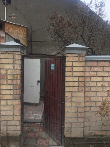 Сдаю полдома , без хозяина , двухкомнатная+ кухня прихожая, туалет душ в Бишкек
