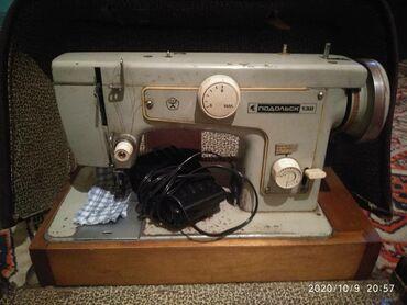 моторы для швейных машин в Кыргызстан: Продаю швейную машинку мотор Подолский зигзаг работает отлично