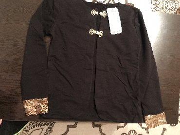 Пиджак школьный - Кыргызстан: Школьный трикотажный пиджак на девочек, размер 152 и 158