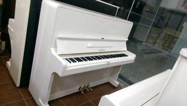 Bakı şəhərində Scholze piano - çexiya istehsalı. çatdırılma-köklenme pulsuzdur