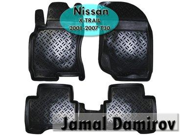 Nissan x-trail t30 2001-2007 üçün poliuretan ayaqaltılar. в Bakı