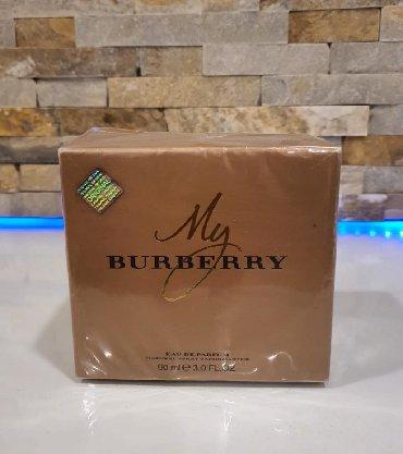 Imitacija burberry torbe dimenzije - Srbija: My burberry Original