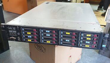 Сервер б/у рабочий HP ProLiant DL380 G7 Server (HSTNS-5141) 2