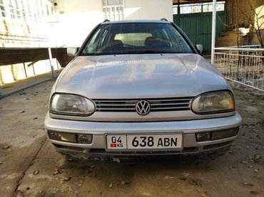 volkswagen-golf-бу в Кыргызстан: Volkswagen Golf 1.8 л. 1994