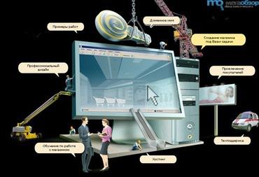 Создаём интернет магазин на профессиональном уровне Tm.net.kg в Бишкек