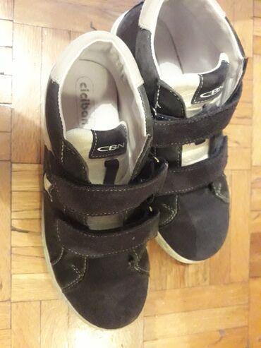CICIBAN cipele za dečake. Malo nošene. Broj 34. Cena 2500 dinara