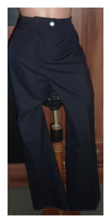 Elegantne pantalone - Srbija: WARDEROBES TEGET ELEGANTNE PANTALONE VEL 42struk 41cmbokovi 53cmdubina