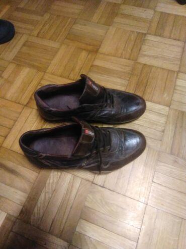 Patike cipele - Srbija: Kožne patike - cipele br 39
