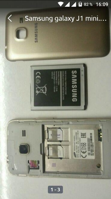 Samsung s 5 - Azərbaycan: İşlənmiş Samsung Galaxy J1 Mini 8 GB qızılı