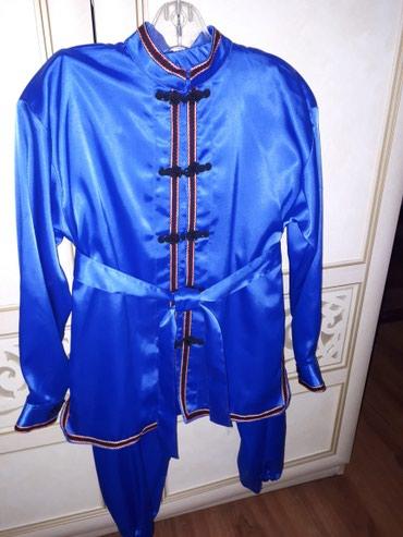 Детский костюм для ушу. новый. на 9-10 в Бишкек