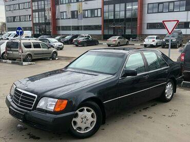 Mercedes-Benz 600 1998