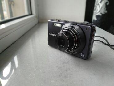 Samsung grand prima - Azərbaycan: Samsung ST70 Black Photocamera. Optical Zoom 5x. Fotokamera (