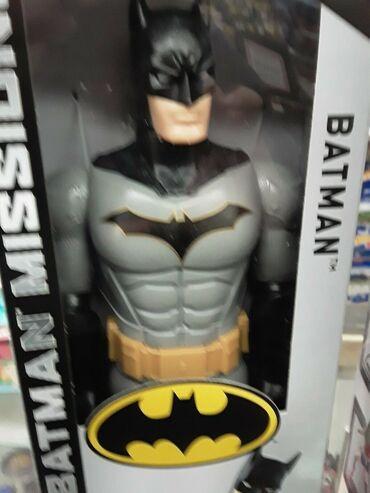 DC Comics Batman Missions  Novo i neotpakovano  Visina fig