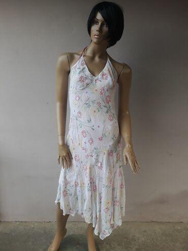 Personalni proizvodi | Prokuplje: Duga haljina kao nova bez ikakvih ostecenja Veličina S/M ima elastina