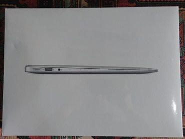 Bakı şəhərində MQD32 Teze Macbook Air 13.3, i5, 8GB ram, 128GB SSD, Teze, Not