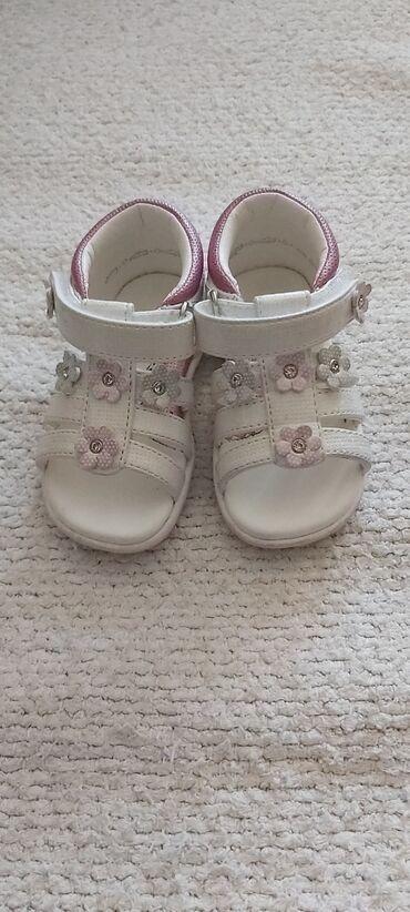 Dečije Cipele i Čizme | Zabalj: Sandalice broj 19 Obuvene dva puta