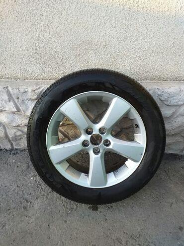 Продаю диск на Lexus RX 330 1 штук с резиной 235/55/18 в хорошем