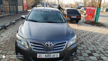 сколько стоит пескоблок в бишкеке в Кыргызстан: Toyota Camry 2.4 л. 2007