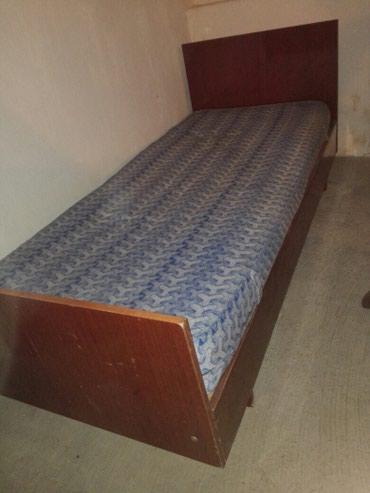 Продается односпальная кровать. в Bakı
