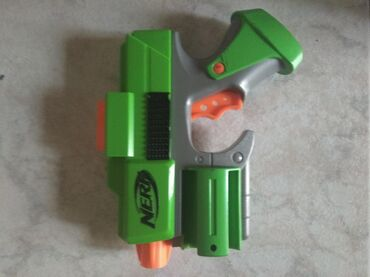 Nerf πιστολάκι που μπορείτε να το συνδέσετε με άλλα οποιαδήποτε όπλα n