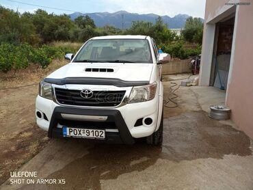 Toyota Hi-Lux 2.5 l. 2012 | 142000 km