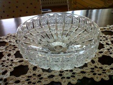 Kupujem razno pokucstvo kristal ,sve posude od kristala case vaze - Beograd - slika 3
