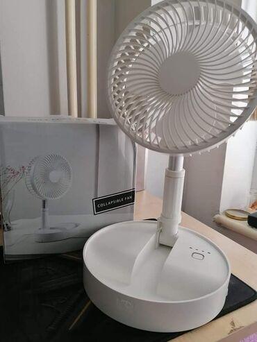 Kuća i bašta - Zajecar: Prenosni mini sklopivi teleskopski ventilator Može se uvući