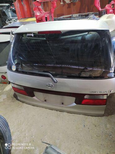 Эстима - Кыргызстан: Таота эстима крышка багажник привозной из Японии состояние отличное