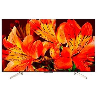 "Телевизоры - 55"" - Бишкек: Sony KD-55XF8596Диагональ 139 см4K UHD HDR ProSmart, Android, WiFi"