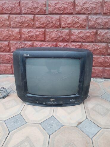 Телевизор LG в рабочем состоянии