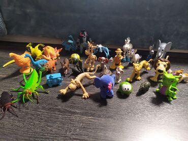 Бишкек игрушки 1000сом + еще пару игрушек и рюкзачок