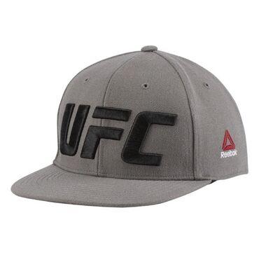 Кепка UFC flat peak Reebok  Original