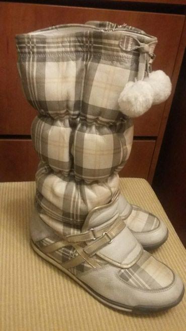 Сапоги кожаные,размер 38, состояние очень хорошоее в Бишкек