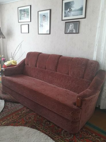 Продаю мягкую мебель диван 2-а кресла сафа тройка в Лебединовка