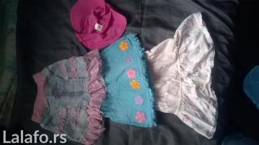 Vrlo lepe suknjice za decu 2-3 god - Prokuplje